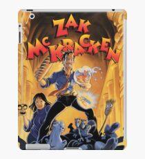 Zak McKracken iPad Case/Skin