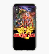 Golden Poster iPhone Case