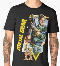Metal Gear Men's Premium T-Shirt