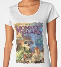 Monkey Island Women's Premium T-Shirt