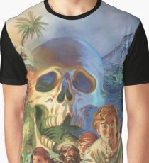Monkey Island Graphic T-Shirt