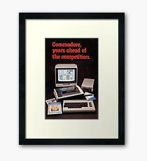 C64 Framed Print