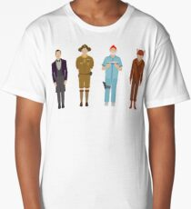 Wes Anderson Collection Long T-Shirt
