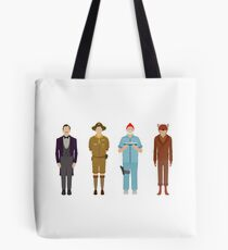 Wes Anderson Collection Tote Bag