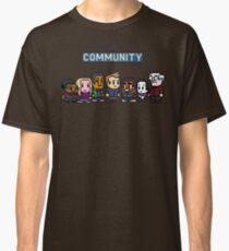 Community - 8Bit Classic T-Shirt