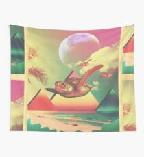 From the Sea to the Sky  Wall Tapestry