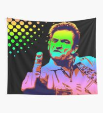 The King of Rock and Roll Wall Tapestry