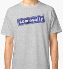 Community Logo Classic T-Shirt