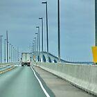 CONFEDERATION BRIDGE  by AnnDixon