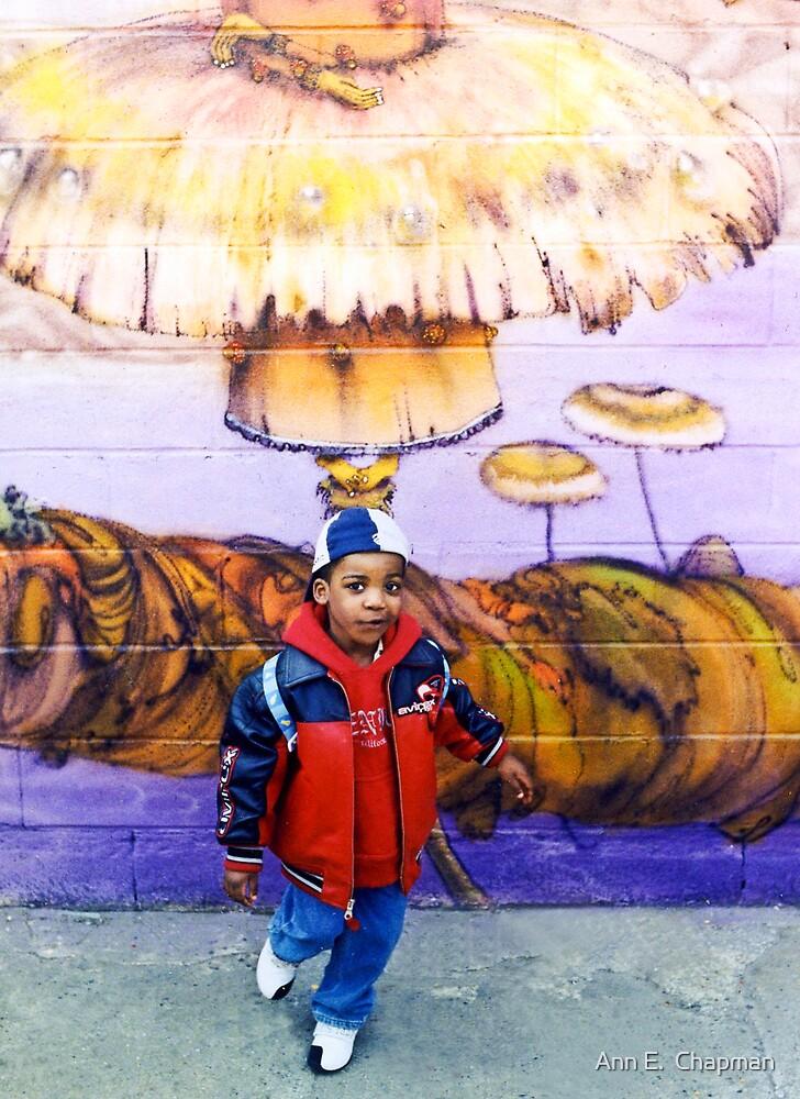Urban Fairy Tail by Ann E.  Chapman