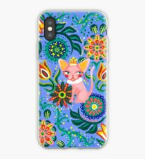 Sphynx Pattern iPhone Case