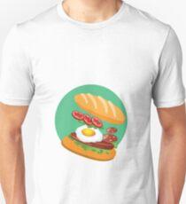 Vietnamese Banh Mi Awesome Food T-Shirt