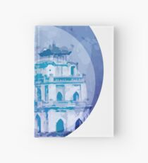 Vietnam Hoan Kiem Lake Hanoi Capital Hardcover Journal