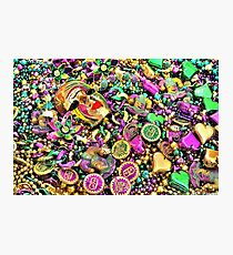 Mardi Gras (New Orleans) Photographic Print