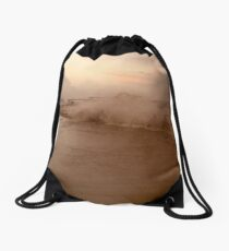 Stormy Weather Drawstring Bag