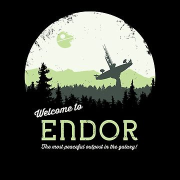 Welcome To Endor by sebisghosts