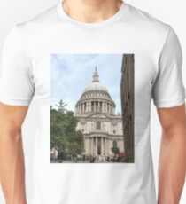 St Paul Cathedral London England Anglican  T-Shirt