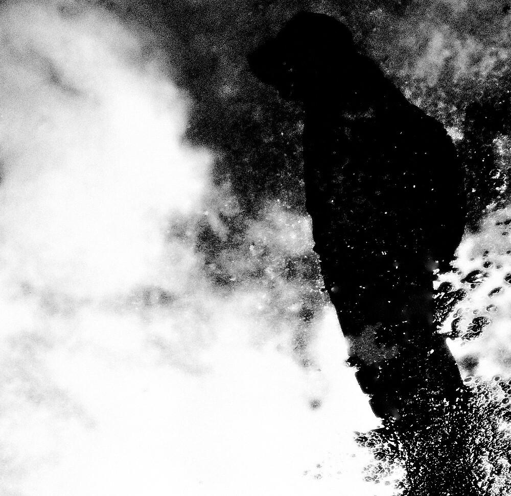 THE DEAD MAN by Carl W.  Nunn