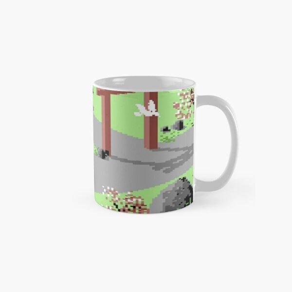 The Last Ninja Scenery Classic Mug