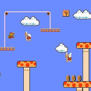 Mario In The Sky by idaspark