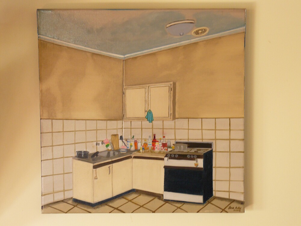 Kitchen by Joan Wild