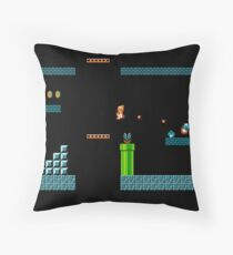 Mario Underworld Floor Pillow