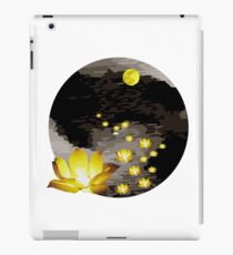 Vietnam Flower Lanterns Hoai River Hoi An ancient town iPad Case/Skin