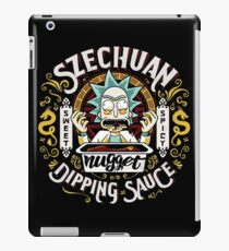 szechuan dipping sauce iPad Case/Skin