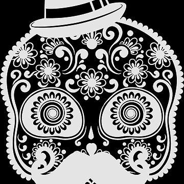 Cinco de Mayo | Skull Globetrotter by koovox