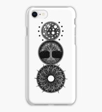 EP. MOON / LIFE / SUN iPhone Case/Skin