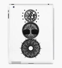 EP. Mond / Leben / Sonne iPad-Hülle & Klebefolie