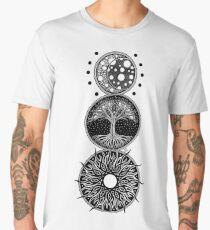 EP. MOON / LIFE / SUN Men's Premium T-Shirt