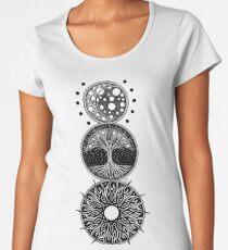 EP. MOON / LIFE / SUN Women's Premium T-Shirt