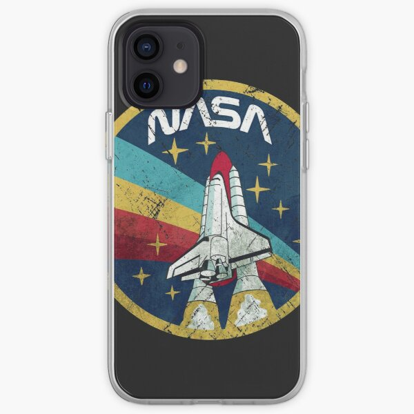 Nasa Vintage Colors V01 iPhone Soft Case