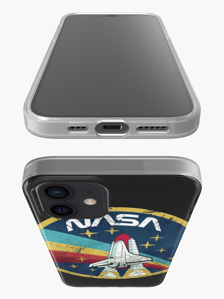 Alternate view of Nasa Vintage Colors V01 iPhone Case & Cover