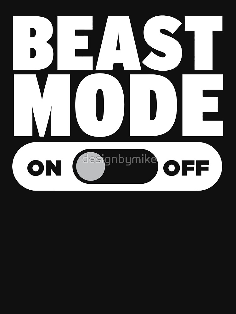 Beast Mode On | Unisex T-Shirt