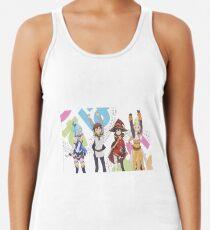 Konosuba 4 Camiseta de tirantes para mujer