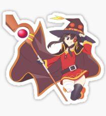 Konosuba Megumin 2 Sticker