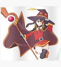 Konosuba Megumin 2 Poster
