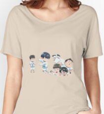 Keppeki Danshi Aoyama-kun Women's Relaxed Fit T-Shirt