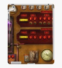 Steampunk - Temporal Flux iPad Case/Skin