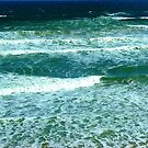 Colours of Southern  Ocean - Bells Beach, Vic. Australia by EdsMum