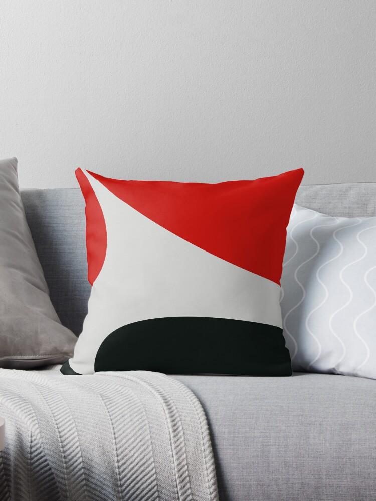 Black, white, red design by RosiLorz