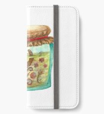 Jar iPhone Wallet/Case/Skin
