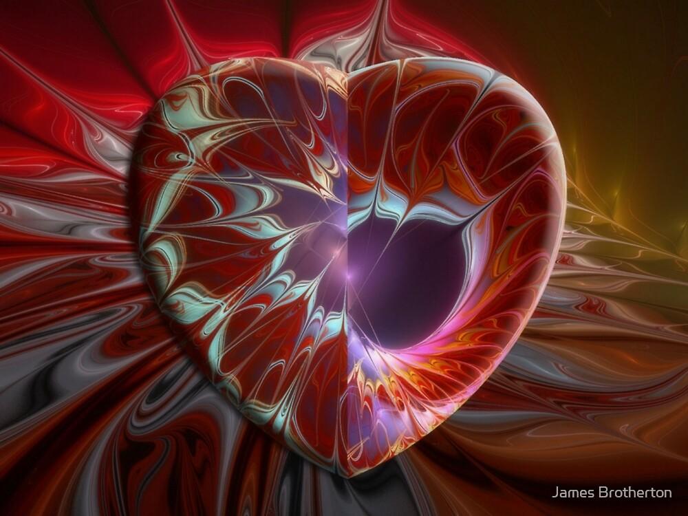My Beautiful Valentine by James Brotherton