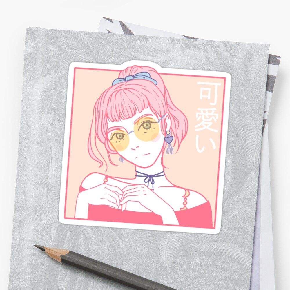 Quot Tumblr Pink Hair Girl Kawaii Japanese Style Pastel