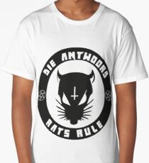 Ratz (Black) Long T-Shirt