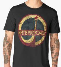 Camiseta premium para hombre CCCP Interkosmos V02