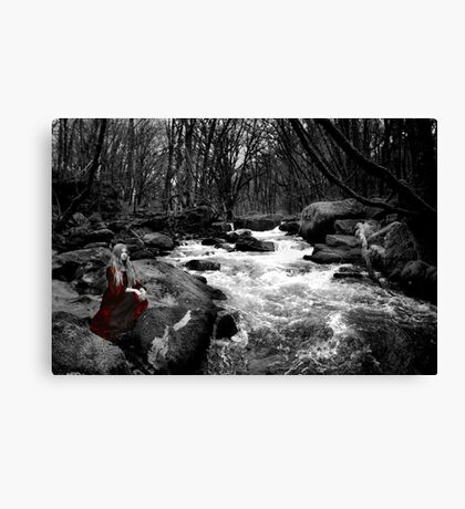 Song Of My Soul II Canvas Print