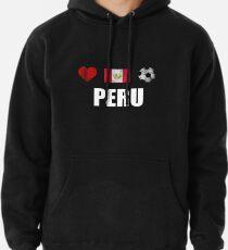 e7aa47a6ddf Peru Football Shirt - Peru Soccer Jersey Pullover Hoodie
